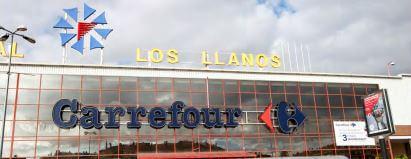 Carrefour Abacete Los Llanos