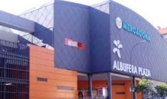 Centro comercial Albufera Plaza