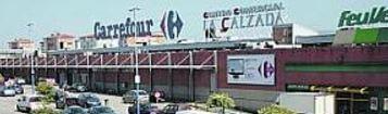 Centro comercial La Calzada