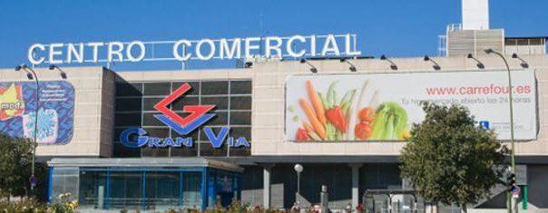 Centro comercial Gran Via de Hortaleza